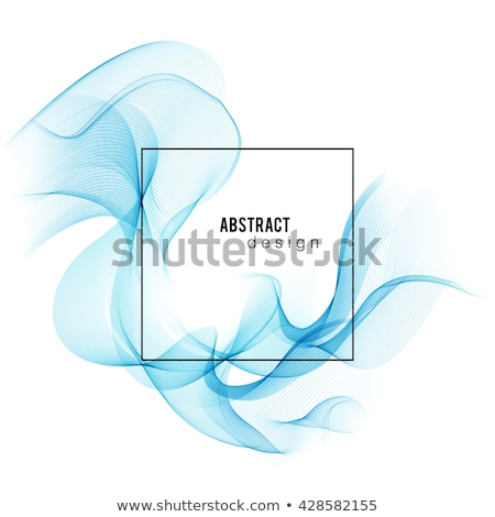 ingesteld · abstract · kleur · golf · rook · transparant - stockfoto © fresh_5265954