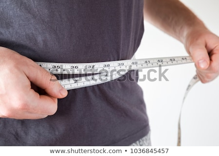 рубашки · человека · портрет · Постоянный · изолированный · черный - Сток-фото © lightfieldstudios