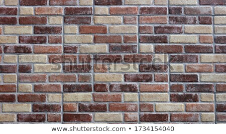 Multi Colored Bricks Background Stock photo © zhekos