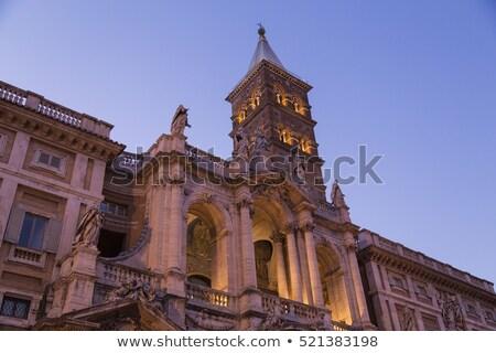 Церкви · Рим · Италия · подробность · искусства - Сток-фото © virgin