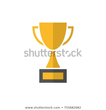 Trophy Cups for Win in Competition or Tournament Stock photo © robuart