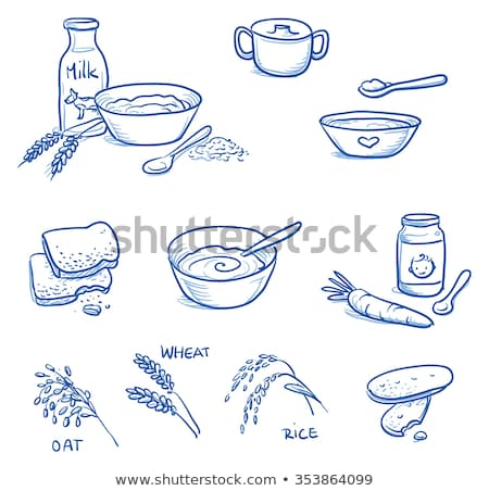 Boiler For Food Icon Vector Outline Illustration Stock photo © pikepicture