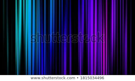 abstract light lines over rainbow background Stock photo © marinini