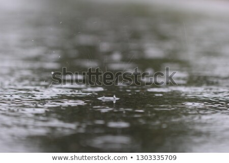 Jezioro pogoda wody noc rzeki Zdjęcia stock © Anna_Om