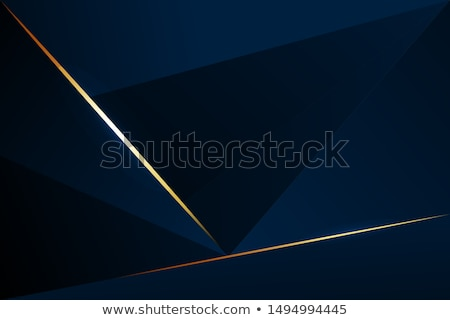 Blue Gold Background Stock photo © RachelD32