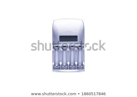 Two Rechargeable AA NiMH Batteries. Stock photo © tashatuvango