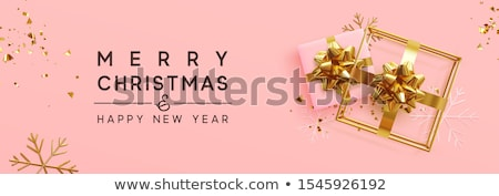 alegre · Navidad · memorándum · árbol · de · navidad · libros · árbol - foto stock © marinini