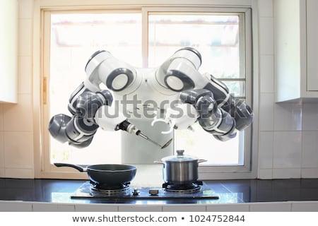 Cooking robot Stock photo © Kirill_M