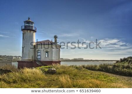 Lighthouse Bandon Oregon Stock photo © pictureguy
