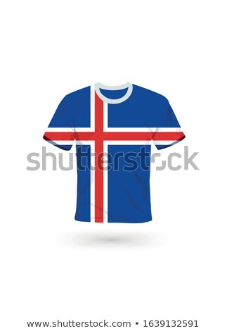 Icelandic Volleyball Team Stock photo © bosphorus