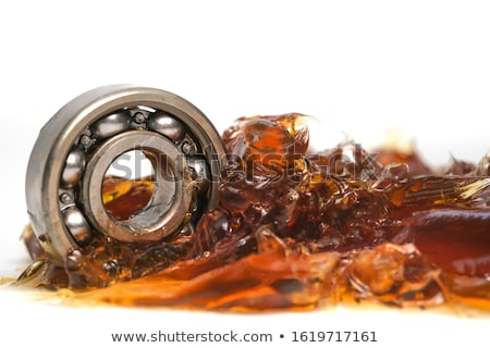 ball bearing with grease stock photo © aeyzrio