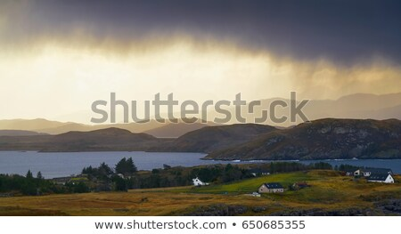 Loch Ewe, Highlands, Scotland Stock photo © phbcz