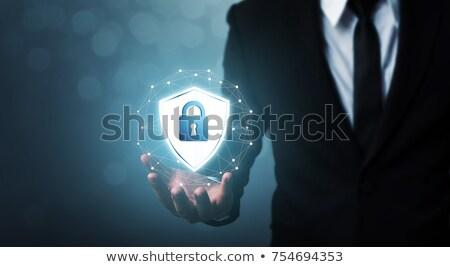 Crime prevention Stock photo © oxygen64