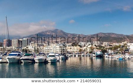 Puerto Marina. Benalmadena, Spain Stock photo © amok