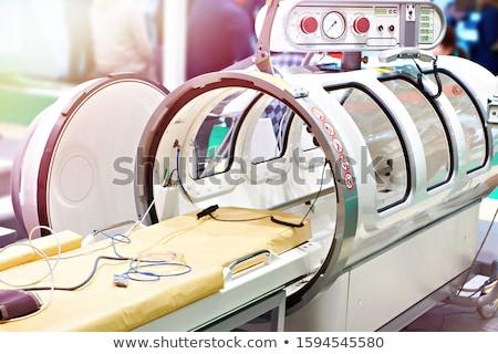 Pressure chamber in hospital Stock photo © amok