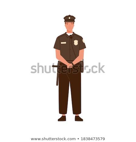 şerif · star · silahlar · örnek · yararlı · tasarımcı - stok fotoğraf © tikkraf69