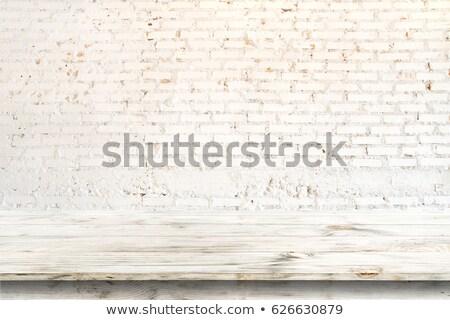 duvar · taş · Retro · tuğla · bağbozumu · model - stok fotoğraf © stevanovicigor
