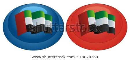 United Arab Emirates and Panama Flags Stock photo © Istanbul2009