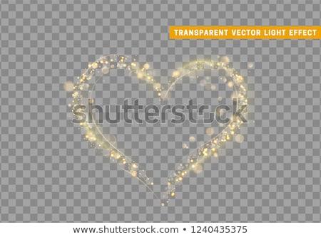 Love in Lights Stock photo © chrisdorney