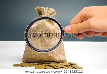American Trade Restriction Stock photo © Lightsource