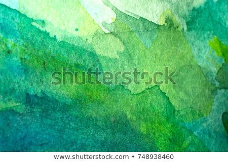 Akwarela tekstury malarstwo przestrzeni vintage Zdjęcia stock © ilolab