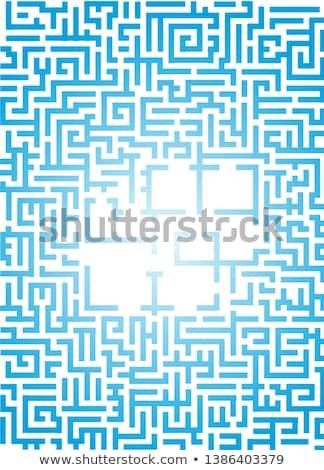 Kroki yalıtılmış beyaz izlemek Internet Stok fotoğraf © Arkadivna
