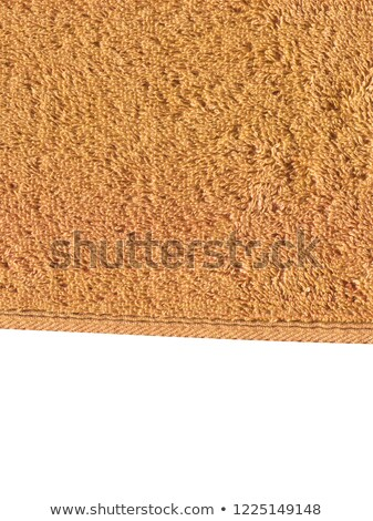 marrón · alfombra · textura · lienzo · blanco - foto stock © ivo_13