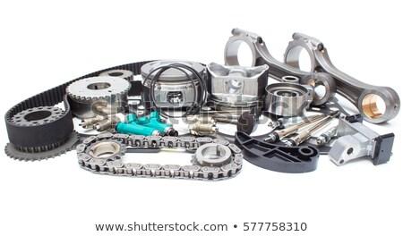 Araba dişliler farklı mekanizma Stok fotoğraf © jossdiim