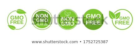 Genetically modified organism concept vector illustration. Stock photo © RAStudio