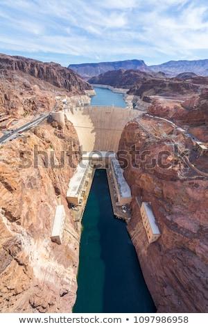 around Hoover Dam Stock photo © prill