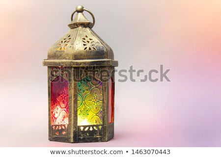 トルコ語 装飾的な ランプ 販売 バザー イスタンブール ストックフォト © boggy