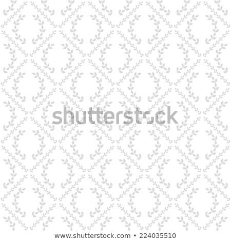 Seamless pattern with laurel wreaths Stock photo © ShustrikS