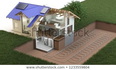 geothermic heating stock photo © xedos45