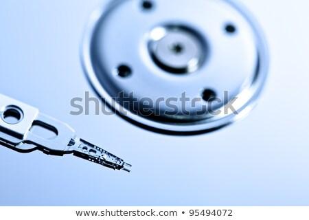 merevlemez · emlék · közelkép · számítógép · technológia · biztonság - stock fotó © moses
