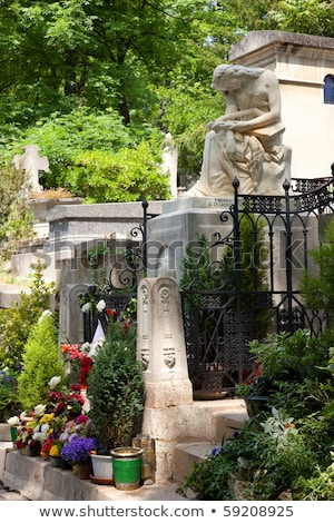 Grave of Frederick the Great Stock photo © prill