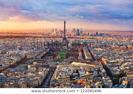 дуга · Париж · Франция · ночь · дороги · город - Сток-фото © photocreo