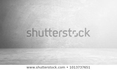 fissuré · plâtre · résumé · texture · vieux · beige - photo stock © silkenphotography