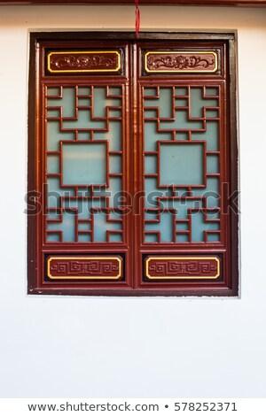 çerçeve · model · tapınak · güzel · dizayn · çizim - stok fotoğraf © smuay