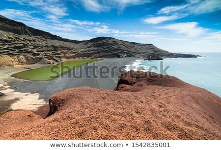 Lanzarote landscape Stock photo © adrenalina