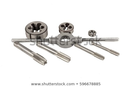 screw tap die set Stock photo © FOKA