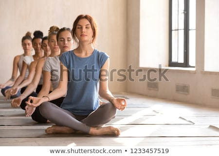 Unity of body and mind Stock photo © pressmaster