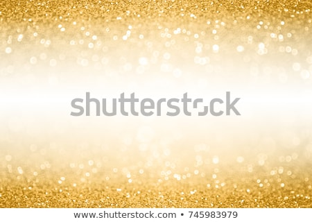 ötvenedik házassági évforduló keret kép illusztráció arany Stock fotó © Irisangel