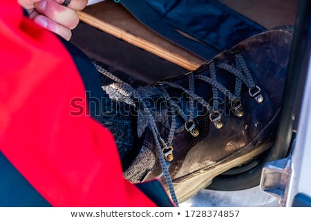 get ready for the cold stock photo © lithian