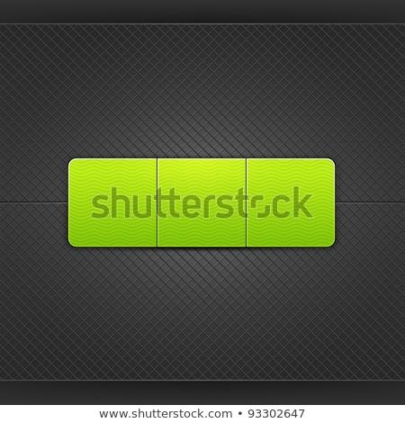 noir · plastique · solide · résumé · géométrique - photo stock © zebra-finch