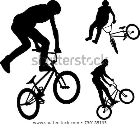 bike trick stock photo © paha_l