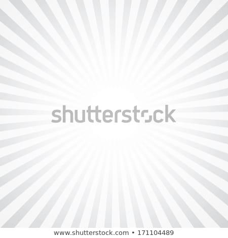 Populair star vintage Pasen zon Stockfoto © vector1st