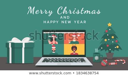 Wraz christmas dobroczynność pomoc wolontariusz wsparcia Zdjęcia stock © Lightsource