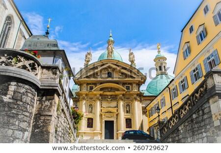 Catedral Graz Austria imagen cielo ciudad Foto stock © w20er