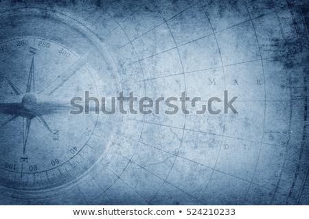 логотип · синий · воды · волна · туризма · символ - Сток-фото © sdcrea