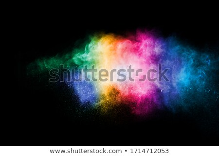 set explosive objects stock photo © yuriytsirkunov